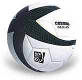 FIFA approved footballs soccer balls Capital Cosmos Dallas