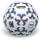 FIFA approved footballs soccer balls Capital Cosmos Chicago