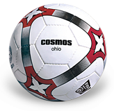 FIFA approved footballs soccer balls Capital Cosmos Ohio