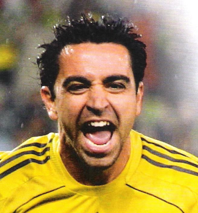 Full name: Xavier Hernandez Creus Nickname: Xavi