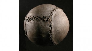 World Oldest Soccer Ball Football